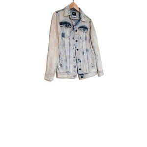 UO BDG Discolored Distressed Dirty Denim